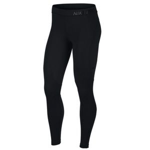 Nike Pants - Nike   Hypercool Tight Fit Black Leggings NWT